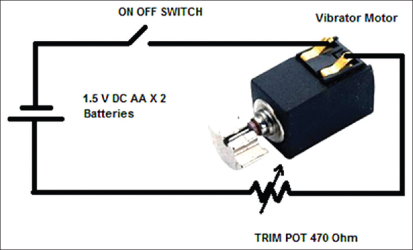 Figure 1: Circuit diagram